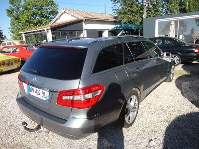 Mercedes Classe E BREAK (S212) 220 CDI BE AVANTGARDE EXECUTIVE BA - <small></small> 10.000 € <small>TTC</small> - #6