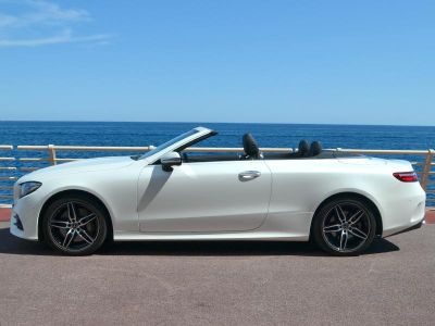 Mercedes Classe E Cabriolet 350 d 258ch Fascination 4Matic 9G-Tronic - <small></small> 64.800 € <small>TTC</small>