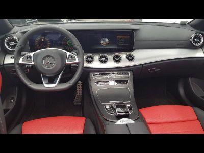 Mercedes Classe E Cabriolet 350 d 258ch Fascination 4Matic 9G-Tronic - <small></small> 62.900 € <small>TTC</small>