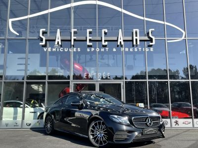 Mercedes Classe E Coupé 400 9G-Tronic 333cv Fascination 4-Matic - <small></small> 52.490 € <small>TTC</small> - #1