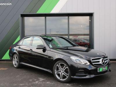 Mercedes Classe E IV (2) 250 BT FASCINATION 4MATIC - <small></small> 25.490 € <small>TTC</small> - #2