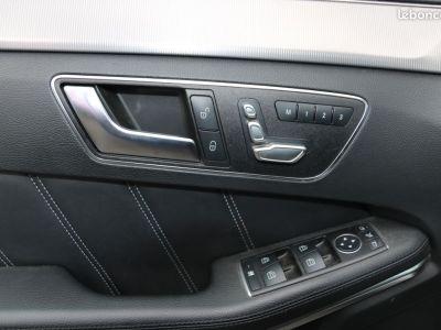 Mercedes Classe E IV (2) 250 BT FASCINATION 4MATIC - <small></small> 25.490 € <small>TTC</small> - #13