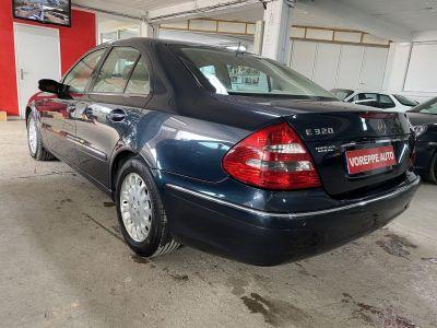 Mercedes Classe E (W211) 320 CDI ELEGANCE BA - <small></small> 4.999 € <small>TTC</small> - #6