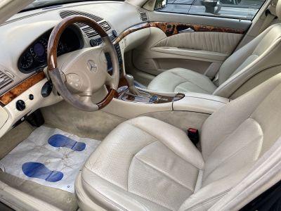 Mercedes Classe E (W211) 320 CDI ELEGANCE BA - <small></small> 4.999 € <small>TTC</small> - #8