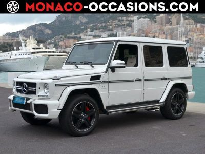 Mercedes Classe G 63 AMG 571ch Break Long 7G-Tronic Speedshift +