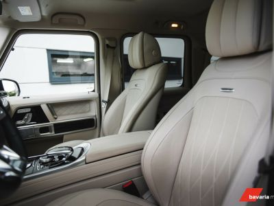Mercedes Classe G 63 AMG AMG V8 Biturbo - BURMESTER - 360° - Nightpack - <small></small> 172.900 € <small>TTC</small> - #30