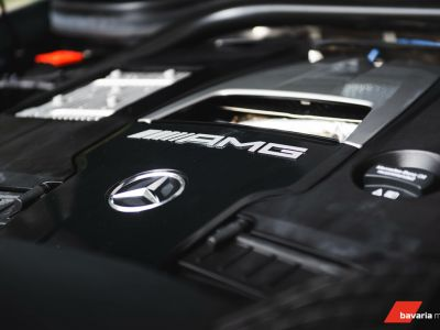 Mercedes Classe G 63 AMG AMG V8 Biturbo - BURMESTER - 360° - Nightpack - <small></small> 172.900 € <small>TTC</small> - #34