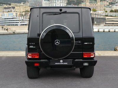 Mercedes Classe G 63 AMG Break Long 7G-Tronic Speedshift + - <small></small> 99.000 € <small>TTC</small>