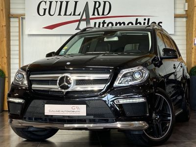 Mercedes Classe GL 350 CDI BlueTec FASCINATION 258ch 4MATIC 7 PLACES 7G-TRONIC - <small></small> 49.900 € <small>TTC</small> - #1