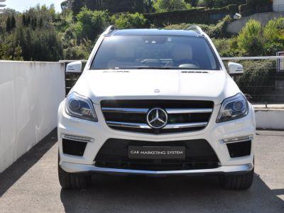 Mercedes Classe GL 63 AMG 4-MATIC - <small>A partir de </small>690 EUR <small>/ mois</small> - #2