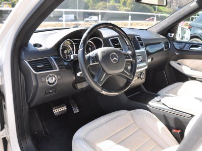 Mercedes Classe GL 63 AMG 4-MATIC - <small>A partir de </small>690 EUR <small>/ mois</small> - #8