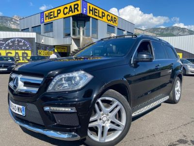 Mercedes Classe GL (X166) 350 BLUETEC FASCINATION 4MATIC 7G-TRONIC + - <small></small> 41.990 € <small>TTC</small> - #1