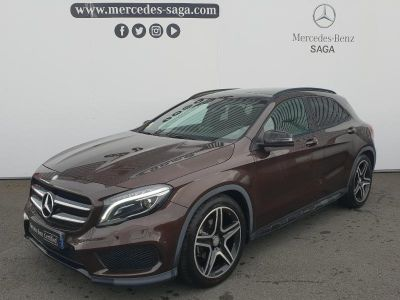 Mercedes Classe GLA 200 d Fascination 4Matic 7G-DCT - <small></small> 26.800 € <small>TTC</small>