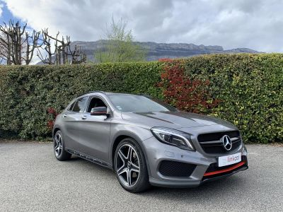 Mercedes Classe GLA 220 CDI 4-Matic Fascination BV 7G-DCT - <small></small> 21.980 € <small>TTC</small> - #1