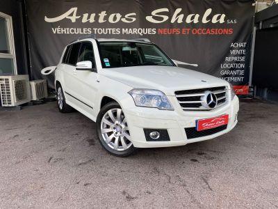 Mercedes Classe GLK (X204) 220 CDI BE 4 MATIC - <small></small> 16.970 € <small>TTC</small> - #3