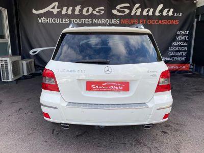 Mercedes Classe GLK (X204) 220 CDI BE 4 MATIC - <small></small> 16.970 € <small>TTC</small> - #5
