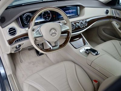 Mercedes Classe S 350 d AMG 4 Matic Pano Burmester Distronic - <small></small> 54.900 € <small>TTC</small> - #10