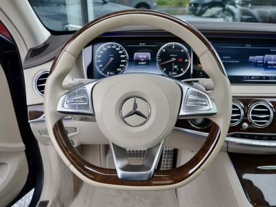 Mercedes Classe S 350 d AMG 4 Matic Pano Burmester Distronic - <small></small> 54.900 € <small>TTC</small> - #21