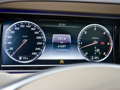 Mercedes Classe S 350 d AMG 4 Matic Pano Burmester Distronic - <small></small> 54.900 € <small>TTC</small> - #23