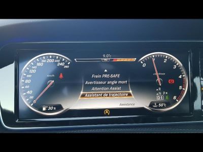 Mercedes Classe S 350 d Executive L 4Matic 7G-Tronic Plus - <small></small> 49.900 € <small>TTC</small>