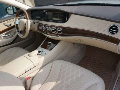 Mercedes Classe S 350 d - Full Options - Toit pano - Burmester - EURO 6 - <small></small> 44.950 € <small>TTC</small> - #8