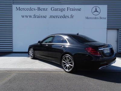 Mercedes Classe S 400 d 340ch Fascination 4Matic 9G-Tronic Euro6c - <small></small> 69.900 € <small>TTC</small>
