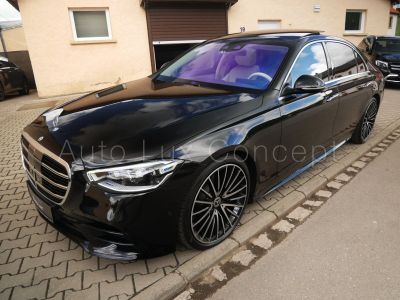 Mercedes Classe S 400 d 4MATIC L AMG Line, Pack Business Class, AR First Class, Roues AR directrices - <small></small> 182.400 € <small>TTC</small> - #1
