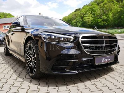 Mercedes Classe S 400 d 4MATIC L AMG Line, Pack Business Class, AR First Class, Roues AR directrices - <small></small> 182.400 € <small>TTC</small> - #2