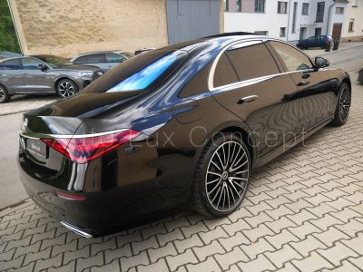 Mercedes Classe S 400 d 4MATIC L AMG Line, Pack Business Class, AR First Class, Roues AR directrices - <small></small> 182.400 € <small>TTC</small> - #3