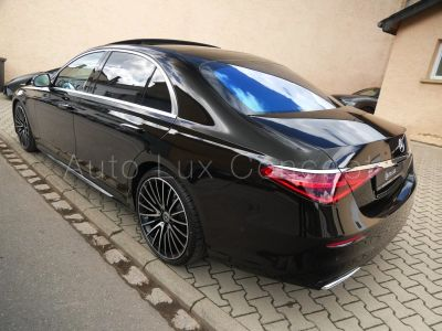Mercedes Classe S 400 d 4MATIC L AMG Line, Pack Business Class, AR First Class, Roues AR directrices - <small></small> 182.400 € <small>TTC</small> - #4
