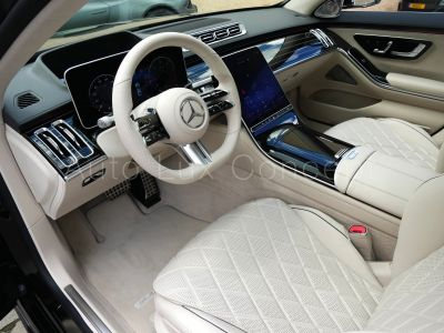 Mercedes Classe S 400 d 4MATIC L AMG Line, Pack Business Class, AR First Class, Roues AR directrices - <small></small> 182.400 € <small>TTC</small> - #5