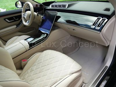 Mercedes Classe S 400 d 4MATIC L AMG Line, Pack Business Class, AR First Class, Roues AR directrices - <small></small> 182.400 € <small>TTC</small> - #6