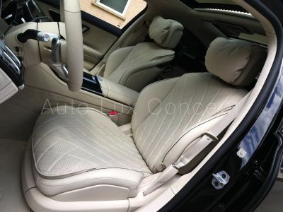 Mercedes Classe S 400 d 4MATIC L AMG Line, Pack Business Class, AR First Class, Roues AR directrices - <small></small> 182.400 € <small>TTC</small> - #7