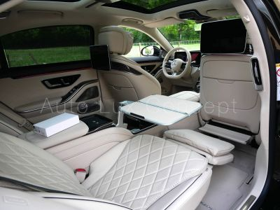 Mercedes Classe S 400 d 4MATIC L AMG Line, Pack Business Class, AR First Class, Roues AR directrices - <small></small> 182.400 € <small>TTC</small> - #9