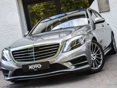 Mercedes Classe S 500 4-MATIC AMG LINE - <small></small> 39.950 € <small>TTC</small> - #1