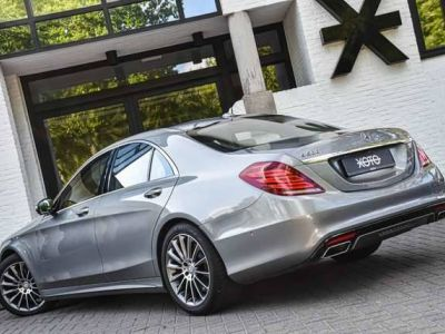Mercedes Classe S 500 4-MATIC AMG LINE - <small></small> 39.950 € <small>TTC</small> - #9