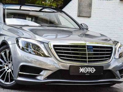 Mercedes Classe S 500 4-MATIC AMG LINE - <small></small> 39.950 € <small>TTC</small> - #10