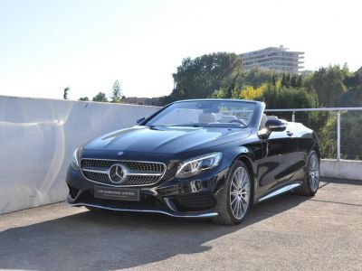 Mercedes Classe S 500 Cabriolet - <small>A partir de </small>1.490 EUR <small>/ mois</small> - #1