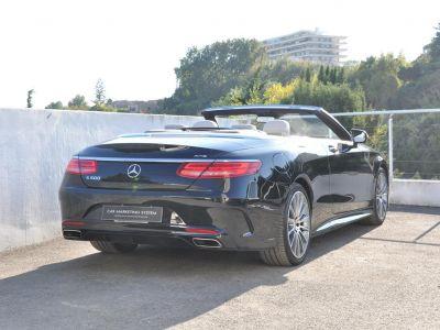 Mercedes Classe S 500 Cabriolet - <small>A partir de </small>1.490 EUR <small>/ mois</small> - #4