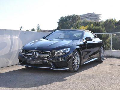 Mercedes Classe S 500 Cabriolet - <small>A partir de </small>1.490 EUR <small>/ mois</small> - #7