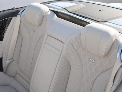 Mercedes Classe S 500 Cabriolet - <small>A partir de </small>1.490 EUR <small>/ mois</small> - #11