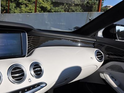 Mercedes Classe S 500 Cabriolet - <small>A partir de </small>1.490 EUR <small>/ mois</small> - #16