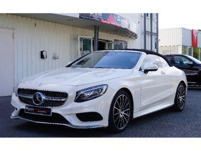 Mercedes Classe S 500 cabriolet Executive BVA - <small></small> 71.900 € <small>TTC</small> - #1