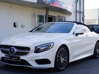 Mercedes Classe S 500 cabriolet Executive BVA - <small></small> 71.900 € <small>TTC</small> - #3