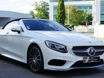 Mercedes Classe S 500 cabriolet Executive BVA - <small></small> 71.900 € <small>TTC</small> - #4