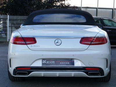 Mercedes Classe S 500 cabriolet Executive BVA - <small></small> 71.900 € <small>TTC</small> - #5