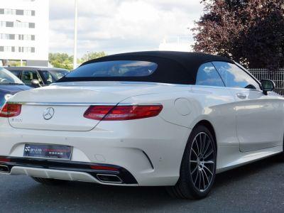 Mercedes Classe S 500 cabriolet Executive BVA - <small></small> 71.900 € <small>TTC</small> - #6