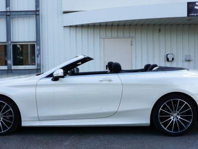Mercedes Classe S 500 cabriolet Executive BVA - <small></small> 71.900 € <small>TTC</small> - #7