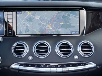 Mercedes Classe S 500 cabriolet Executive BVA - <small></small> 71.900 € <small>TTC</small> - #8