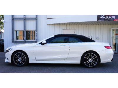 Mercedes Classe S 500 cabriolet Executive BVA - <small></small> 71.900 € <small>TTC</small> - #17